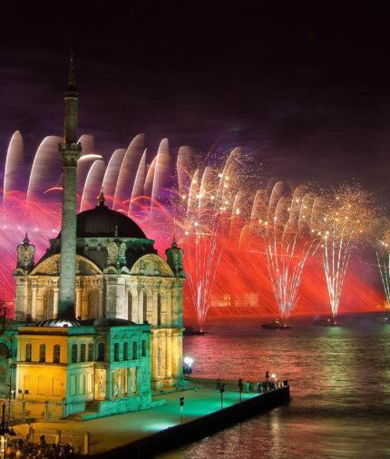 Новый год 2019 в Стамбуле Новогодний автобусный тур в Турцию из Минска