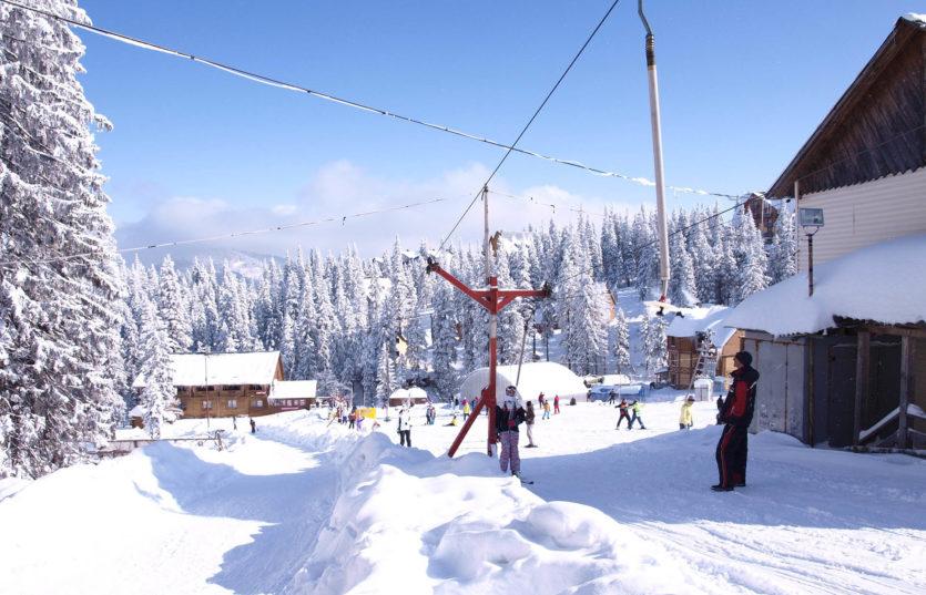 Автобусный тур в Карпаты из Минска Рождество в Карпатах