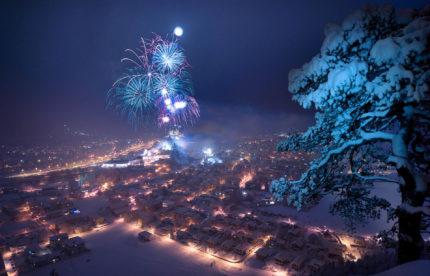 Новогодний автобусный тур из Минска Снежная сказка: Новый год в Закарпатье