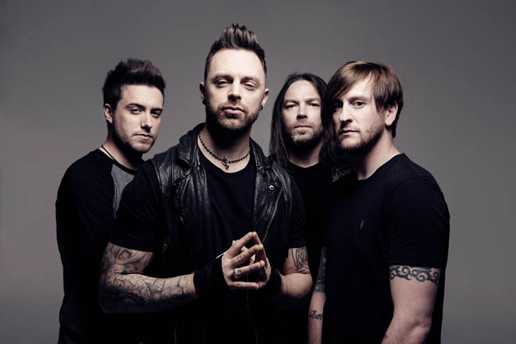 Концерты в Чехии: Bullet for my Valentine
