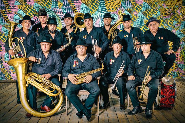 Концерты в Чехии: Fanfare Ciocarlia