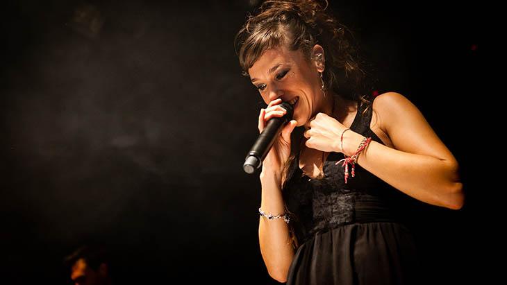 Концерты в Чехии: Французская певица Заз