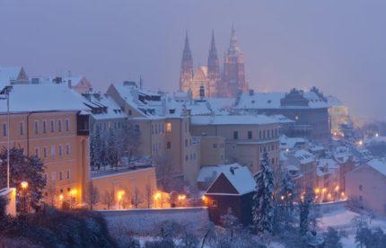 Hа Пражском Граде будет проходить рождественская ярмарка