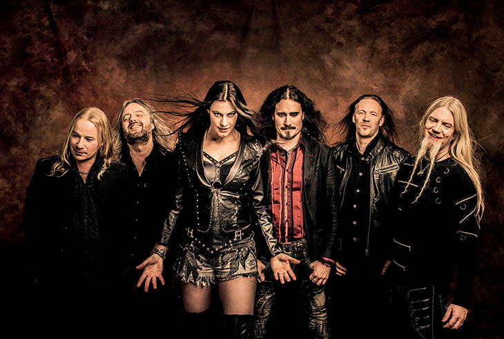 Концерты в Чехии: Nightwish