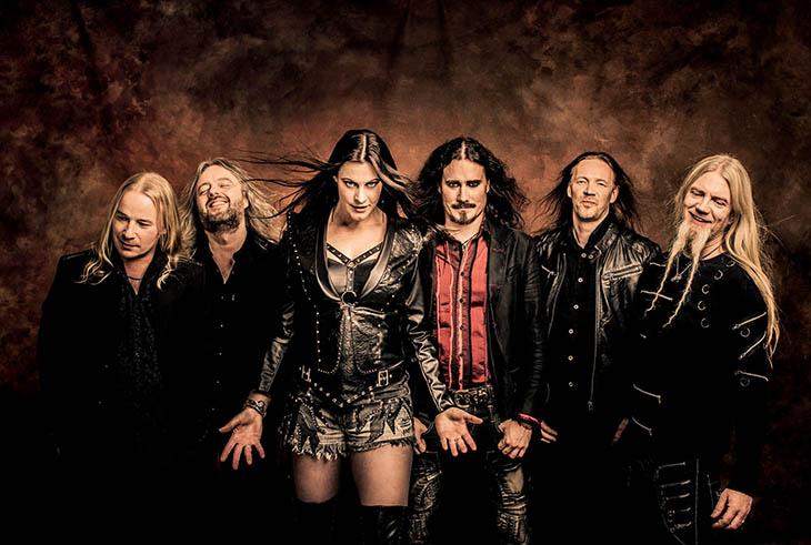 Концерты в Чехии: Nightwish