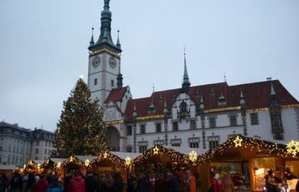 Мероприятия в Чехии декабрь 2018 Рождественские ярмарки Оломоуц