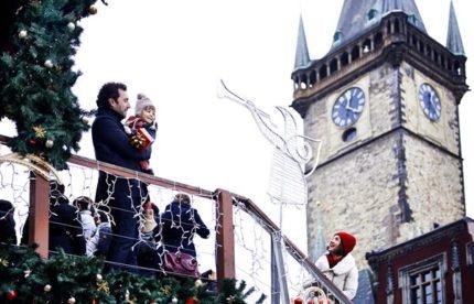 Мероприятия в Чехии декабрь 2018 Рождественские ярмарки Прага