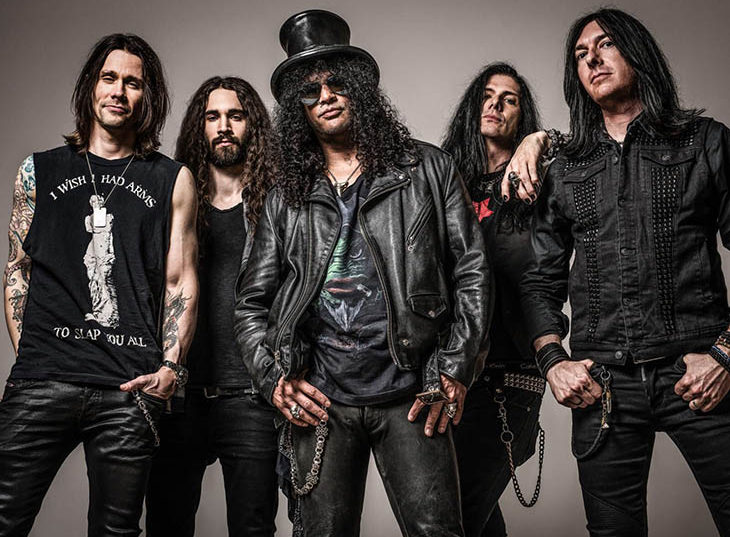 Концерты в Чехии: Slash & Myles Kennedy & The Conspirators