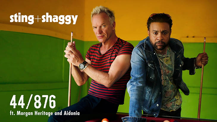 Концерты в Чехии: Sting & Shaggy