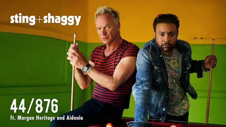 Концерты в Чехии: Sting & Shaggy