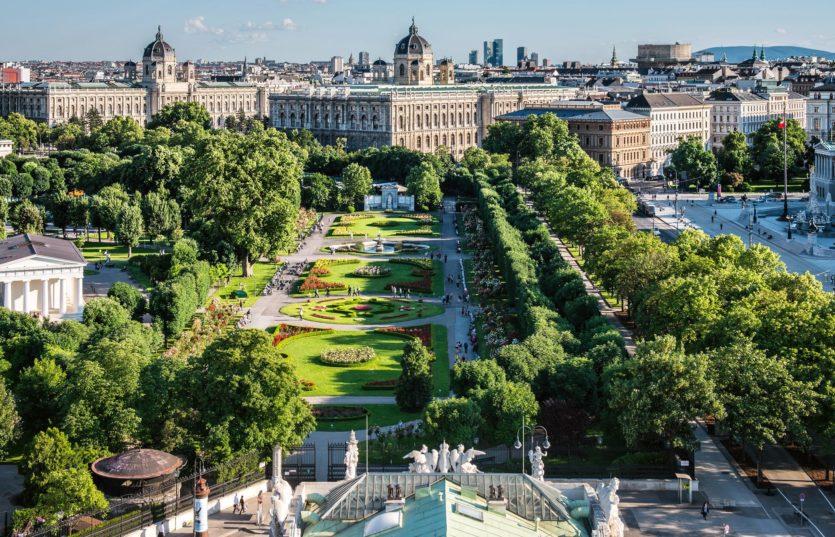 Автобусный тур в Австрию из Минска Вена для Вас!