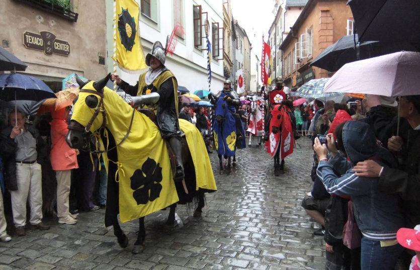 Тур в Чехию из Минска Средневековая Чехия – Фестиваль Пятилепестковой Розы