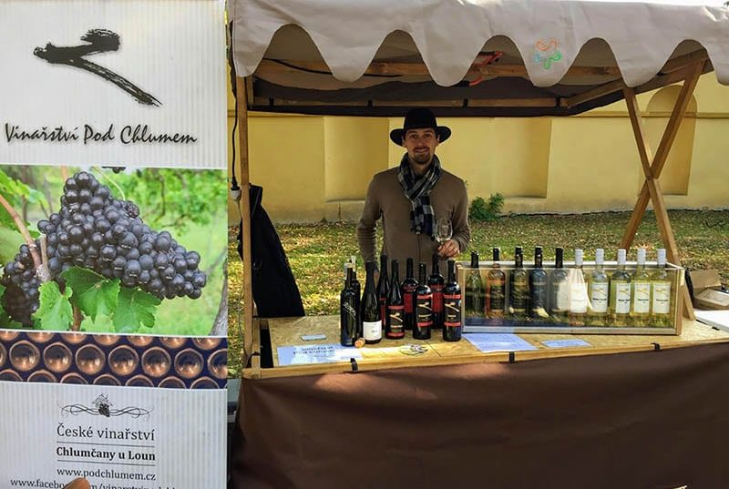 Фестиваль вина в Цтеницком замке