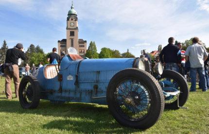 Фестивальный апрель в Праге