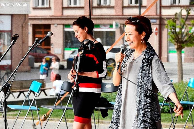 Фестиваль Songfest Фестивали в Праге. Апрель 2019