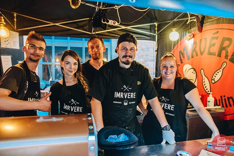 Гастрономический фестиваль в Праге. Апрель 2019 Garden Food Festival
