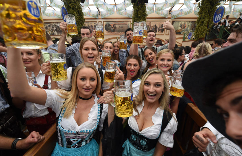 Тур на Октоберфест в Германию из Минска