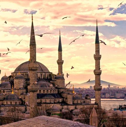 Автобусный тур в Турцию из Минска Стамбул — столица трех империй