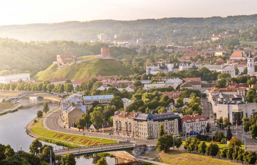 Автобусный тур в Литву на выходные ЖЕНСКИЙ РАЙ: SPA + ШОПИНГ