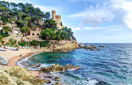Автобусный тур в Европу с отдыхом на море в Испании Европейские столицы и Замки Луары + отдых в Испании