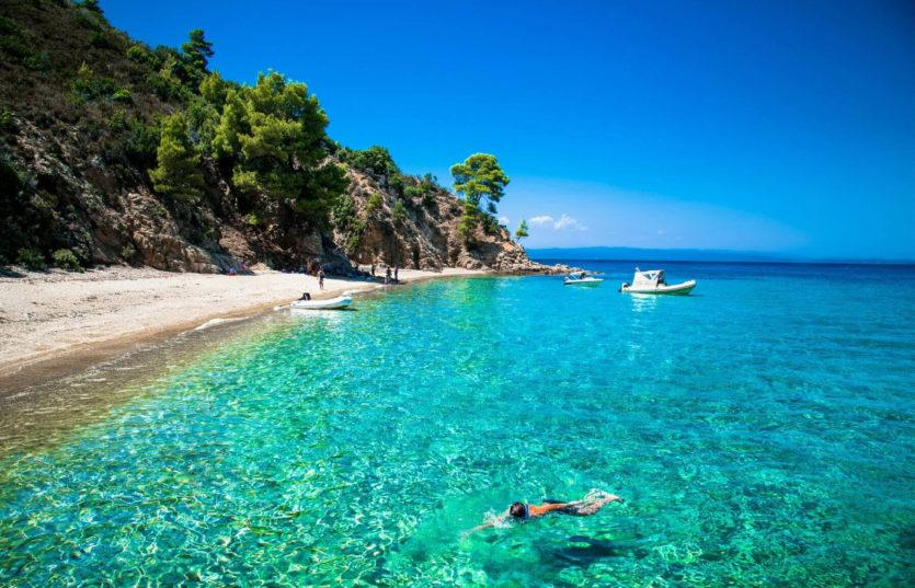 Автобусный тур из Минска в Грецию с отдыхом на море Греция: отдых на ХАЛКИДИКАХ