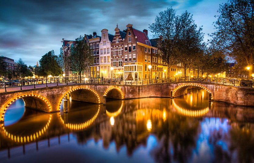 Автобусный тур в Нидерланды из Минска Уикенд в Амстердаме