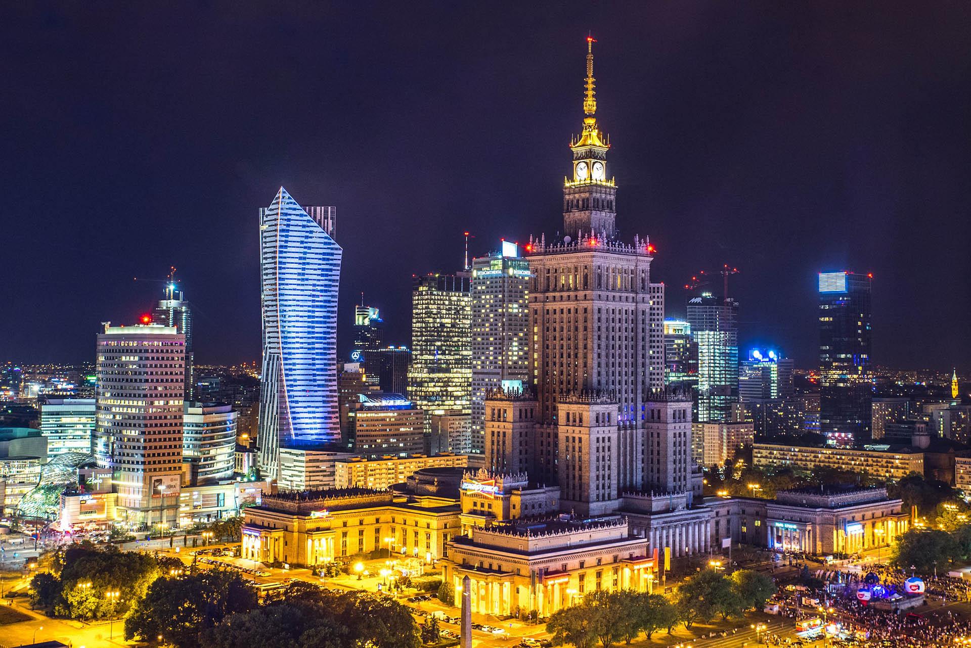 Тур выходного дня в Польшу без ночных переездов