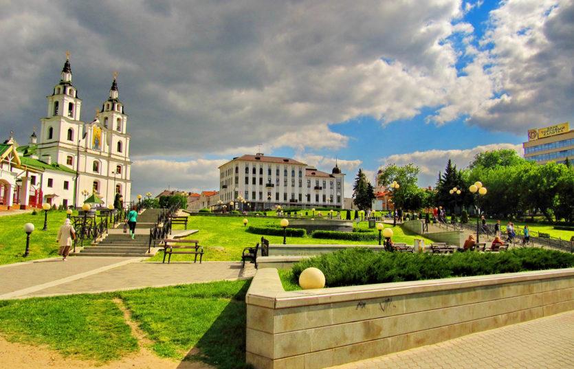 Экскурсии по Беларуси Обзорная экскурсия по Минску