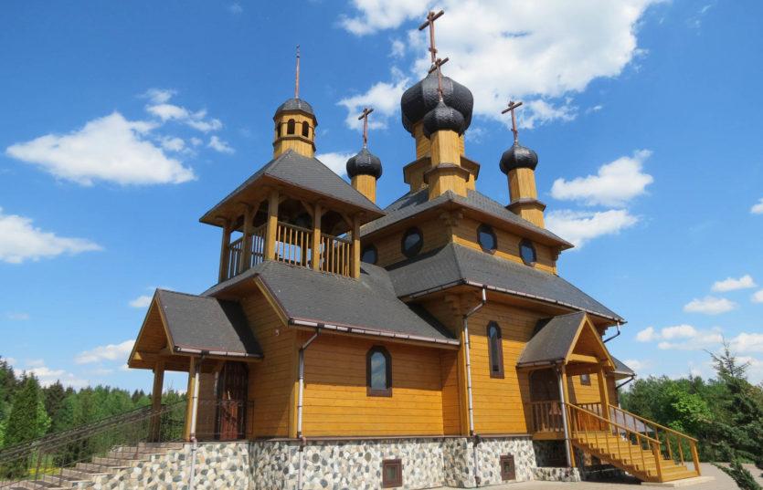 Экскурсия в Дудутки
