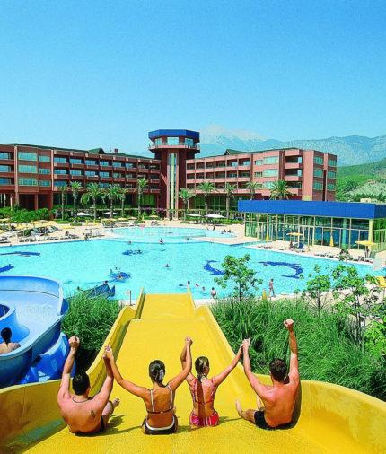 Подбор тура в Турцию