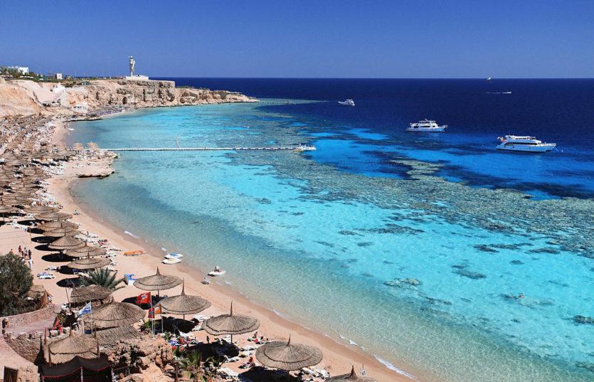 Лучшие пляжи Египта