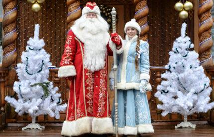 экскурсионный тур Экскурсия в Резиденцию Деда Мороза в Беловежской пуще