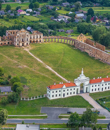 Экскурсия по Беларуси. Ружаны, Меречевщина, Коссово