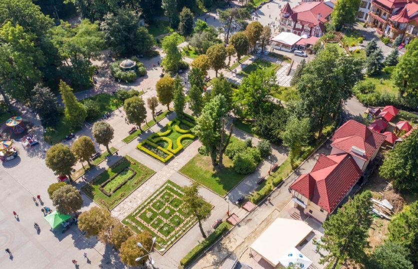 Автобусный тур в Украину Трускавец Лечебно-оздоровительный