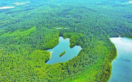 Экскурсия на Голубые озера и храмы