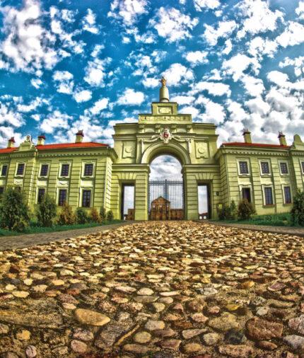 Экскурсия в Ружаны